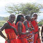Kenyan Men by carrolk