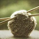 ball of yarn by stillpondphotos