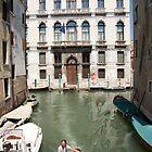Venice, Italy by Ian Middleton