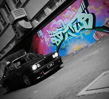 Lyndons BWM shoot #1 by Chris Sarah