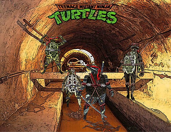 TMNT by Grandtour