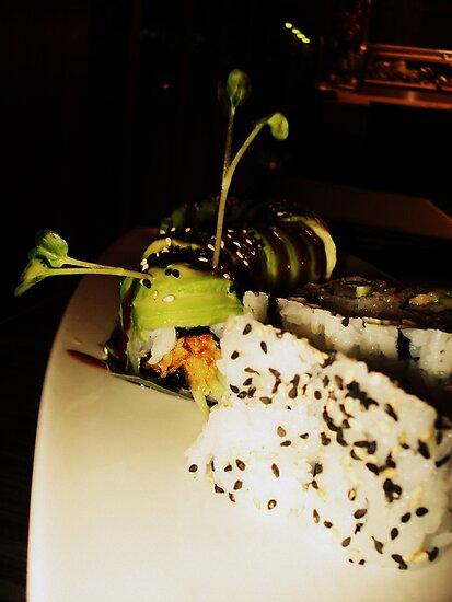 Vegetarian Caterpillar by schizomania