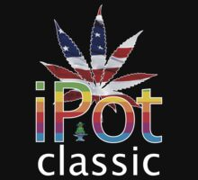 Marijuana T Shirt Ipot classic by bear77