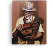 El Arriero Canvas Print