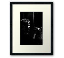 Jimmy Barnes Framed Print