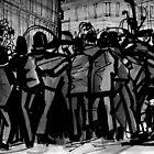 Riot by Gavin Dobson