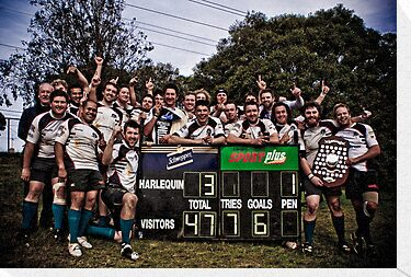 Geelong Rams RUFC ~ Grand Final Winners by JAKShots-Sports