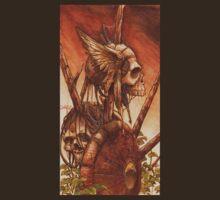 Skulls by Quinton Hoover
