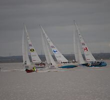 The Clipper Race! by Gilbobs