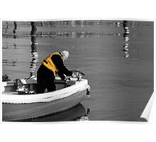 boatman ... Poster