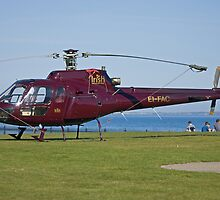 EI-FAC Aerospatiale AS350B1 Ecureuil Helicopter by Jon Lees