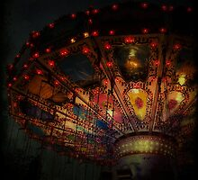 carousel by Cate Davies