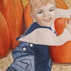 """Punkins!"" by Leslie Gustafson"