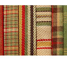 Contemporary Christmas - Soft Furnishings Photographic Print