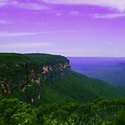 Blue Mountains by dan87