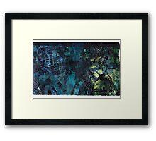 Sea Spray #1 Framed Print