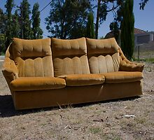 Gold Couch, Embleton by TheLazyAussie