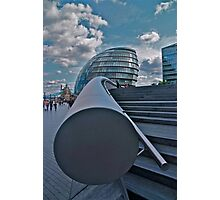 City Hall, London. Photographic Print