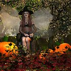 Samhain Blessings by WhiteOaksArt