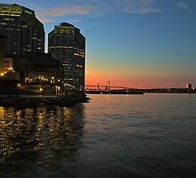 Halifax Waterfront by Spencer Dove