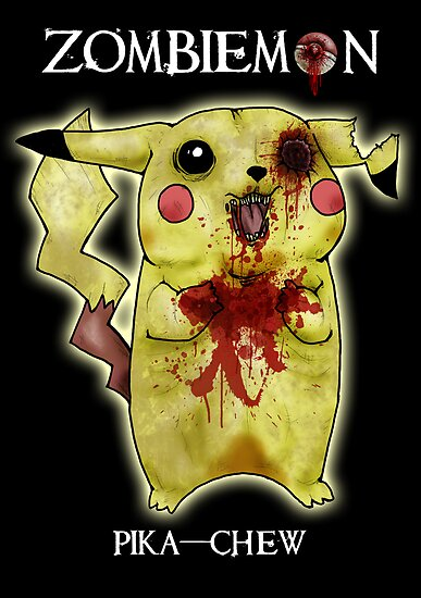 Pika-Chew by RPGesus