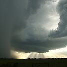 Northern Rivers Supercell by Michael Bath
