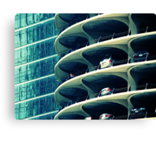 Marina City Canvas Print