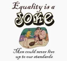 Equality by Aaron Taggert