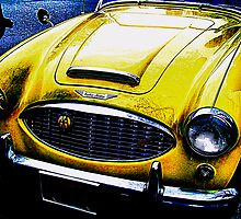 Austin-Healey 3000 by Bob Wall