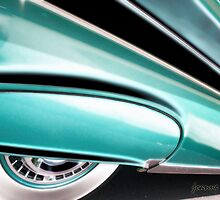 Classic Car 76 by Joanne Mariol