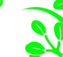 Bush Clover Sticker