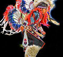 Yakima Nation Dancer ~ by Fotography by Felisa ~