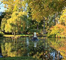 Beacon Hill Park by celesteodono