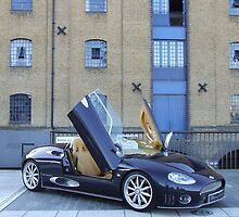 Spyker by Richard Yeomans