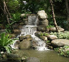 erawan waterfall by peaka3
