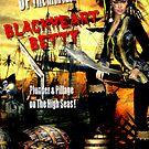 Pirate Blackheart Betty by Shanina Conway