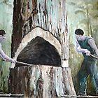 The Woodsmen by Diko