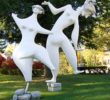 Muses by Linda Gregory