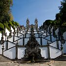 Bom Jesus, Braga by Michael Hadfield