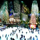 Rockerfeller Center, New York by Simon Yeomans
