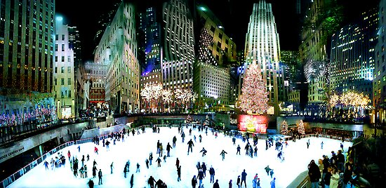 Rockerfeller Center, New York by Simon Yeomans