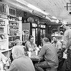 Eating Lunch at Depot Bottom Country Store by © Joe  Beasley IPA