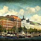 Helsinki Waterfront by Jonicool