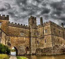 THE LEEDS CASTLE  by MIGHTY TEMPLE IMAGES