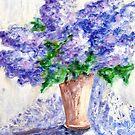 Springtime Fragrance by Marsha Elliott