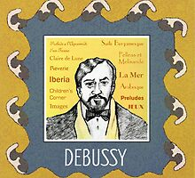 Claude Debussy by Paul Helm