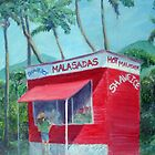 Malasada Stand by Mike  Segura