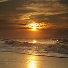 Edisto Sunrise I by David Allen