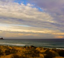Cape Woolamai Surf Beach by Kamalpreet S. Sawhney