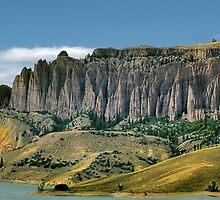 Blue Mesa Reservoir by Mark Bolen
